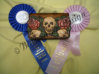 "Wallet ""Skulls X Roses"", 1st Place, Best of Category 2006"