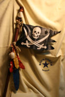 "Wandbild/Picture ""The Real Jolly Roger"" 3rd Place, 2007"